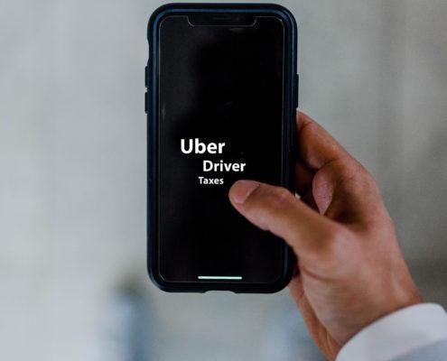 Uber Driver Taxes UberInsurance